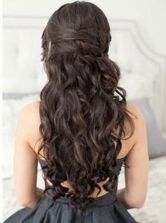 Estas son las mejores ideas de #peinados para #Graduación. #PeinadosParaGraduación
