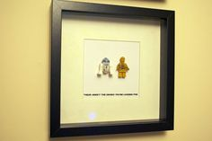 A step by step star wars lego craft project tutorial