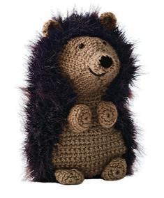 Henry the Hedgehog Pattern | AllFreeCrochet.com