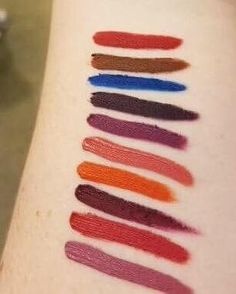 New splash lipstick!!! This will be my new go to! I can't wait to get some October 1st!! I know a lot of people who are just waiting for these to release