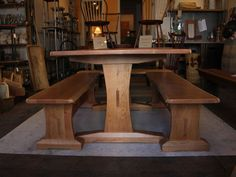 Vermont Farm Table crafts premium, custom tables for your home or office including modern, farmhouse tables & dining tables made with solid and reclaimed wood. Trestle Table Plans, Barnwood Dining Table, Rustic Farmhouse Table, Timber Table, Trestle Dining Tables, Dining Table Legs, Dinning Table Design, Wood Table Design, Woodworking