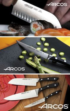 ARCOS in your #kitchen  #knives