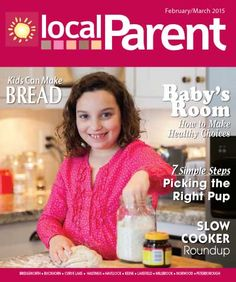 Pick up the Feb/Mar '15 edition of LocalParent in your community. | Local Parent