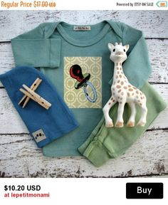 Summer Sale Baby clothes, A Little Binkie, t-shirt or onesie, 3-18months, hipster baby clothes