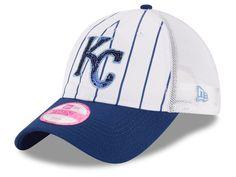Kansas City Royals New Era MLB Women's Trucker Lust 9TWENTY Cap