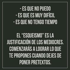 Favorite Quotes, Best Quotes, Life Quotes, Positive Messages, Positive Quotes, Smart Quotes, Millionaire Quotes, Spanish Quotes, Emotional Intelligence