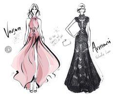 "Мegan Hess. ""The Dress"""