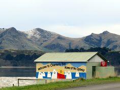 Charteris Bay, Banks Peninsula NZ