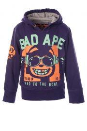 Relaunch Sweater met capuchon, BAD APE Relaunch Sweater met capuchon, BAD APE
