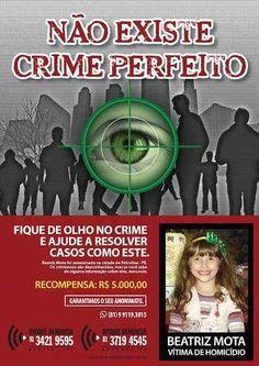 Disque Denúncia oferece recompensa por informações sobre o caso Beatriz Mota http://www.jornaldecaruaru.com.br/2016/01/disque-denuncia-oferece-recompensa-por-informacoes-sobre-o-caso-beatriz-mota/