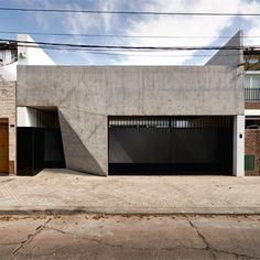 Casa T&G by Nicolás Campodonico