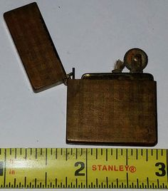 for sale www.bobnjoanstewart.com Miniature Vintage LIGHTER cigar cigarette pipe tobacco lighter #Cigarettelighter