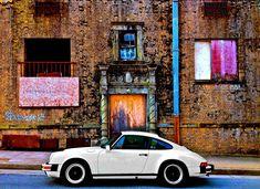 My 1985 Porsche 911 Carrera 3.2 Photo by Paul Moseley http://www.flickr.com/photos/paulmoseleyphotos/sets/