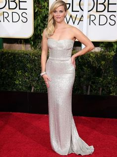 Reese Witherspoon l Golden Globes 2015