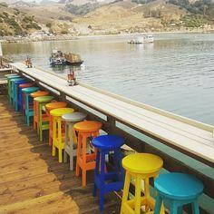 Pick a seat any seat #Merseas #AvilaBeach : @cyseok