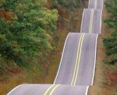 Oklahoma Has A Roller Coaster Road...And It Will Blow Your Mind