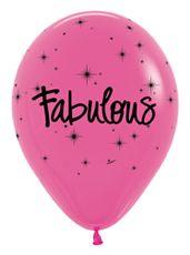 """Fabulous - 11"""" Printed Latex"""