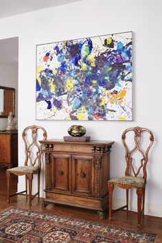 Modern art of the antique console /Jessica Jubelirer Design
