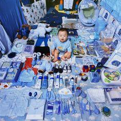 Portraits of Kid's Rooms by JeongMee Yoon | JOQUZ