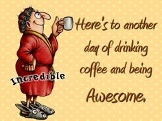 This amazing item looks entirely brilliant, have to remember this next time I've got a bit of cash saved. Happy Coffee, Coffee Talk, Coffee Is Life, I Love Coffee, Coffee Coffee, Morning Coffee, Coffee Quotes, Coffee Humor, Morning Humor