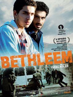 Bethléem – Yuval Adler 'Dans ce film en prise directe avec le conflit qui oppose les deux communautés, préside une fois encore le souci de ne pas sombrer dans le manichéisme et de rendre au mieux la complexité d'une situation où s'emmêlent et s'entrechoquent de nombreux intérêts, y compris à l'intérieur de chaque camp.'