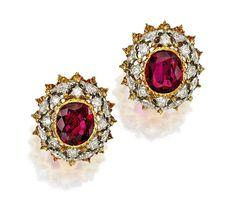 Les bijoux d'Evelyn et Estée Lauder chez Sotheby's à New York