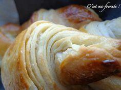 C'est ma fournée !: Plus personne n'ira chercher les croissants...grâce à Christophe Felder !