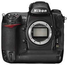 The Nikon is designed for professionals and experienced photographers. The digital SLR by Nikon boasts a highly sensitive FX-format CMOS sensor to capture even the tiniest details. Nikon Digital Camera, Camera Nikon, Camera Gear, Canon Cameras, Camera Tips, Canon Lens, Used Cameras, Cameras For Sale, Bedrooms