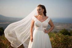 One Shoulder Wedding Dress, Brides, Wedding Dresses, Fashion, Bride Dresses, Moda, Bridal Wedding Dresses, Fashion Styles, Bride