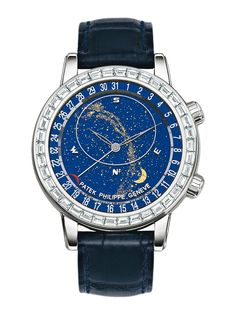 Patek Philippe Grand Complications Celestial with Date at London Jewelers!