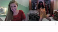 (Hilarious!) Carly Rae Jepsen - Call Me Maybe (Webcam) Chat Roulette