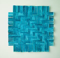 Abstract Woven Paper- have students do a painting and cut into strips and weave - or teach tonal gradation and use as a demo.