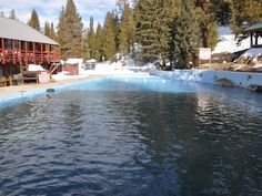 Silver Creek Plunge in Idaho - springs in Idaho Caldwell Idaho, Idaho Hot Springs, Adventure Bucket List, Boise Idaho, Camping Spots, Silver Creek, Best Vacations, Where To Go, Places To See