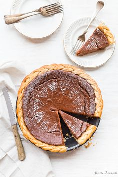 A recipe for apple butter pie, a pumpkin pie alternative for Thanksgiving. The crust is an easy all-butter crust recipe made in the food processor. Tart Recipes, Apple Recipes, Baking Recipes, Dessert Recipes, Rice Recipes, Beef Recipes, Breakfast Recipes, Chicken Recipes, Dinner Recipes