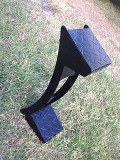 Step ladder that attaches to door mounted rear wheels.Price includes shipping Rear step only, no strap