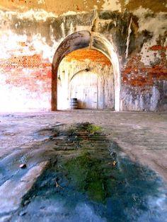 Fort Morgan : Mobile Bay, Alabama