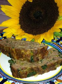 Slow Carb Diet Friendly Meatloaf... pretty interesting! another 4HB recipe to try