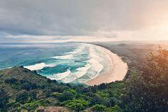 Tierra de hippies y crisol de la cultura surfera, Byron Bay es un verdadero paraíso al norte de New ... - Corbis. Texto: Redacción Traveler
