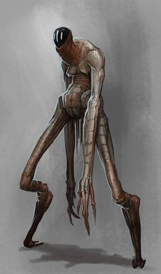 Tagged with art, wtf, horror, monster; Concept Art Alien, Monster Concept Art, Creature Concept Art, Fantasy Monster, Monster Art, Creature Design, Dark Creatures, Alien Creatures, Mythical Creatures