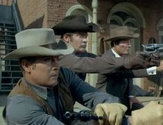 With the Barkley boys on your side, what can harm you? The Big Valley.