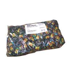 Toxic Waste Hazardously Sour Candy 1000 Count Bulk Mega Bag: 1000 pieces of Toxic Waste sour candy Toxic Waste Candy, Sour Candy, Bulk Candy, Party Bags, Watermelon, Raspberry, Count, Cherry, Lemon