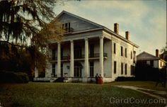 Oaklawn Manor Plantation 1827 Franklin Louisiana