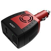 Charge Laptops and Other Gear in the Car With This $10 Inverter