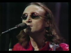 "John Lennon - Imagine (Live) John Lennon's Last live performance, filmed at the ""Salute to Lew Grade"" on April 18, 1975"