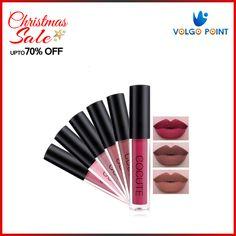 Type:Lipgloss Effect: Long Lasting Waterproof Benefits:Waterproof/Water-Resistant Color: 12 Colors for choose Details: Net Packaged in Single Package.