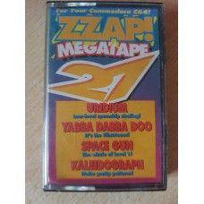 Zzap Megatape 27 for Commodore 64