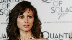 Olha Kostiantynivna Kurylenko (born November 14, 1979) better known as Olga Kurylenko, is a Ukrainian actress and model. Description from ouchpress.com. I searched for this on bing.com/images
