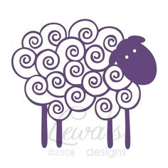Knit Happy Sheep Vinyl Wall Decal Sticker is a sheep with knitting needles and yarn vinyl decal sticker that will customize and change the look of your wall. This is a cute knitting lamb. New Year Art, Sheep Art, Sheep And Lamb, Pet Rocks, Wall Decal Sticker, Wall Stickers, Elementary Art, Art Lessons, Painted Rocks
