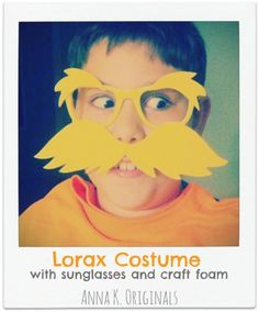 the lorax costume - Google Search
