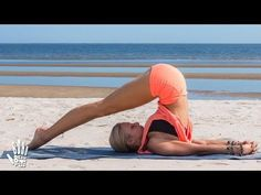 (7) Yoga Workout For Weight Loss ♥ Quick & Effective | Waveland, USA - YouTube